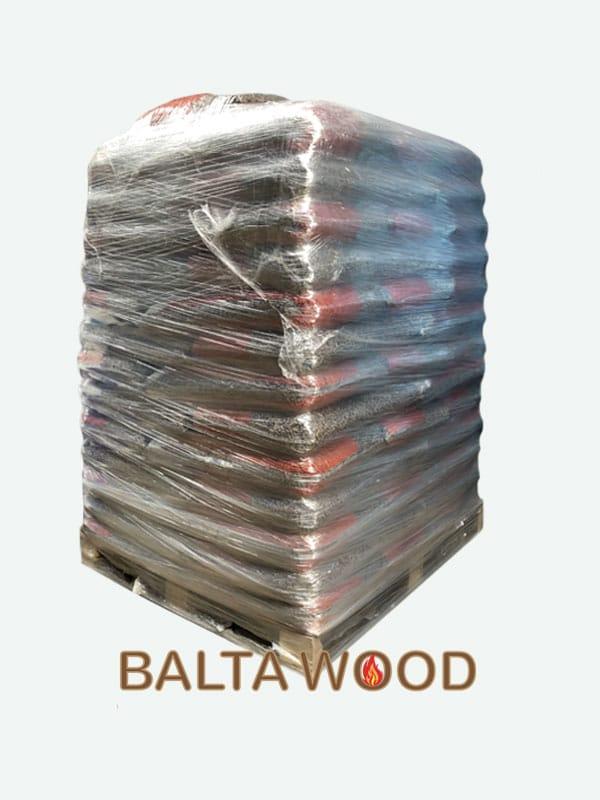 Antstroy plus houtpellets zakken van 15kg op pallet